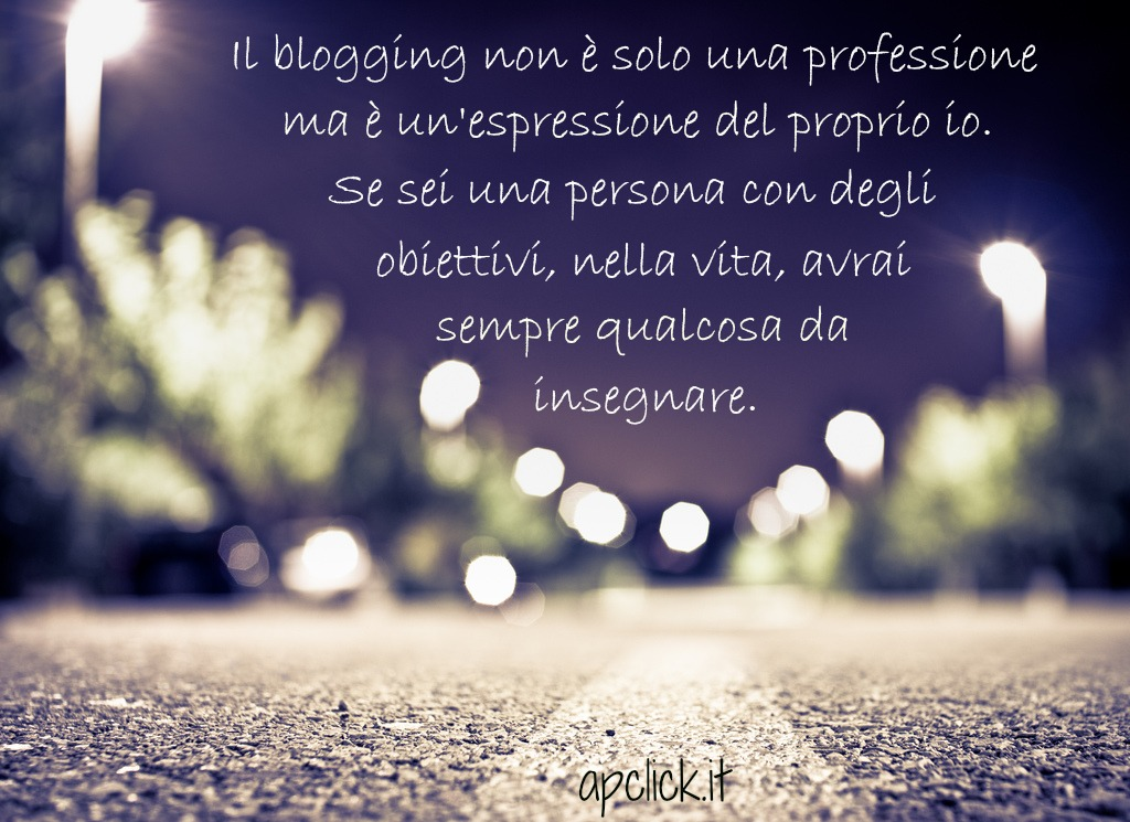 I segreti per fare del buon blogging