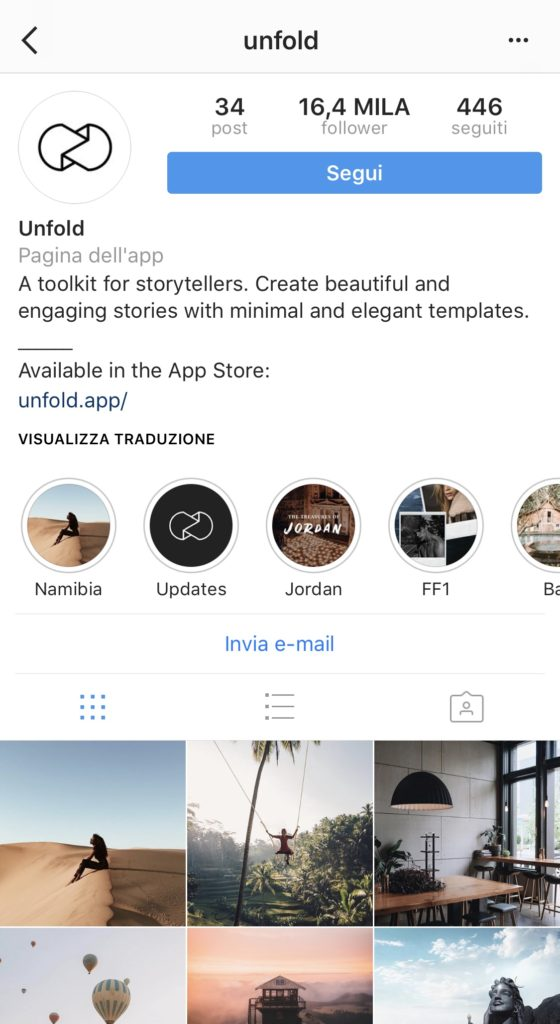 Instagram bio: tips & tricks!